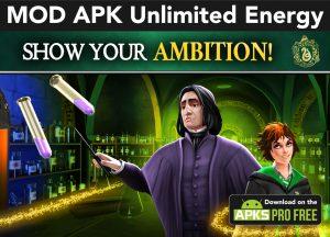 Harry Potter: Hogwarts Mystery MOD Apk 3.7.0 (MOD, Unlimited Energy) 8