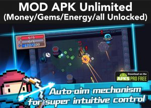Soul Knight MOD APK 3.2.7 (Unlimited Money/Gems/Energy/all Unlocked) 8