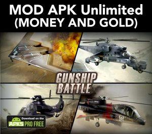Gunship Battle: Helicopter 3D MOD Apk 2.8.11(Unlimited Money/ Gold) 8