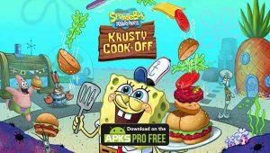 SpongeBob: Krusty Cook-off MOD APK 4.3.1 (Unlimited Gems/Coin) 4