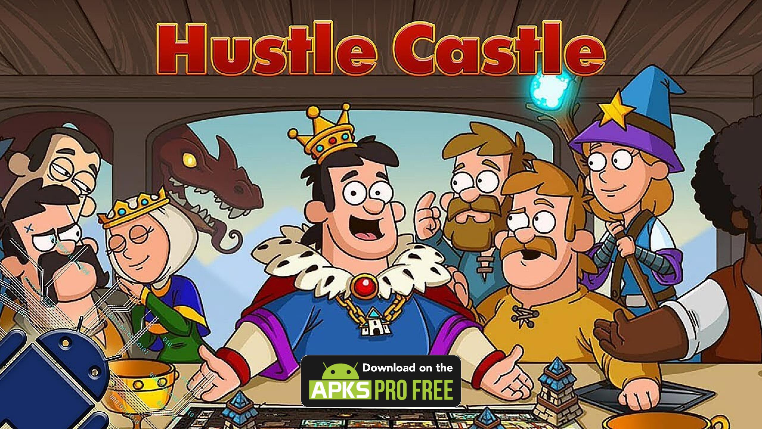 Hustle Castle: Fantasy Kingdom MOD Apk (High Damage)