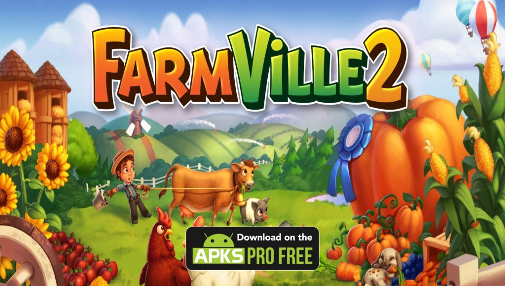 Farmville 2- Countryside Escape MOD APK (Free Shopping/Unlimited Money)