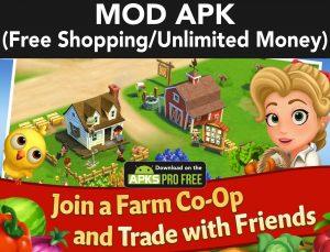 Farmville 2- Countryside Escape MOD APK 18.6.7232 (Free Shopping) 4