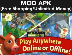 Farmville 2- Countryside Escape MOD APK 18.6.7232 (Free Shopping) 3