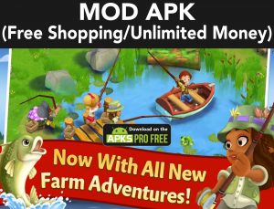 Farmville 2- Countryside Escape MOD APK 18.6.7232 (Free Shopping) 2