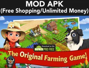 Farmville 2- Countryside Escape MOD APK 18.6.7232 (Free Shopping) 1